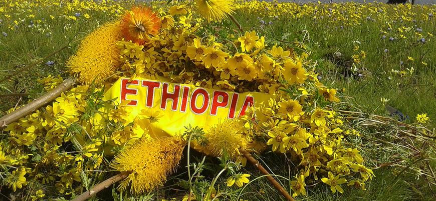 Etiyopya 2014 yılına girdi