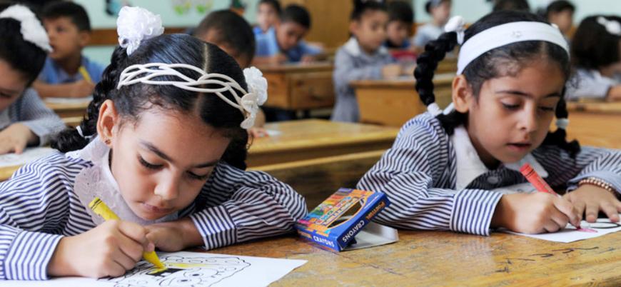 Okula gitmenin ayrıcalık olduğu Gazze'de yeni eğitim dönemi başlıyor