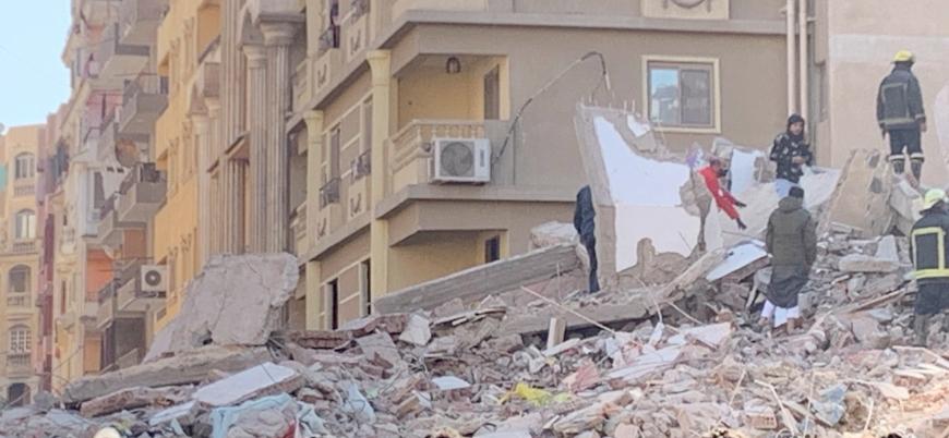 Mısır'da binalar neden kendiliğinden çöküyor?