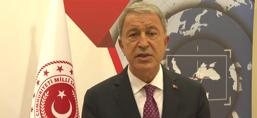 Bakan Akar: Taliban'ın taktiği Afganistan'da çöküşü hızlandırdı