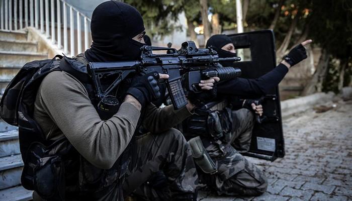 Özel harekat polisleri Suriye'ye gönderilecek