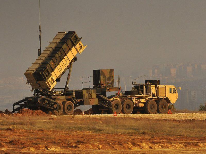 ABD Suudi Arabistan'daki hava savunma sistemlerini geri çekti