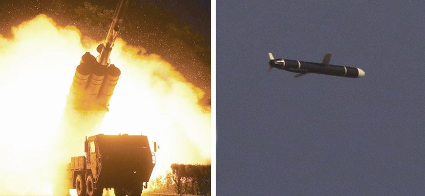 Kuzey Kore'den uzun menzilli füze denemesi