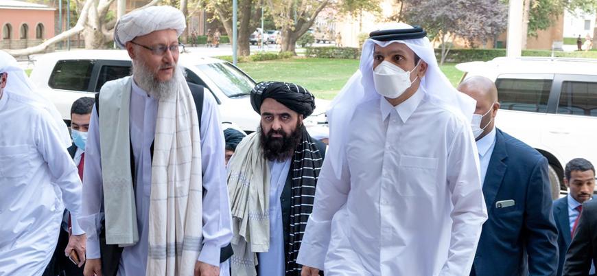 Afganistan: Yeni yönetime ilk üst düzey ziyaret Katar'dan