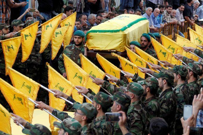 Bir Hizbullah mensubunun cenazesi: Örgüt neden Suriye'de?