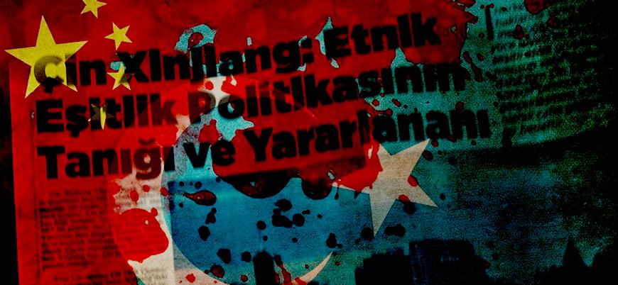 Türkiye'de bir gazete, Çin'in Uygur soykırımını aklayan bir başlıkla çıktı