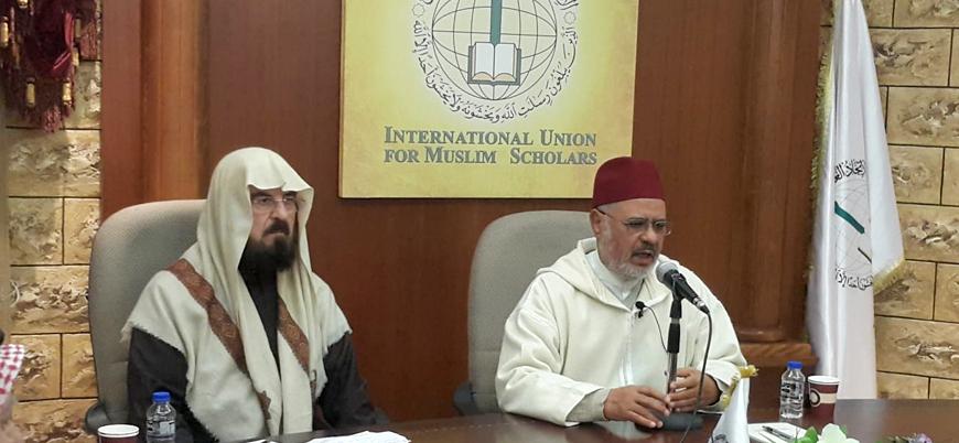 Müslüman Alimler Birliği'nden 'Afganistan İslam Emirliği' hükümetine tebrik
