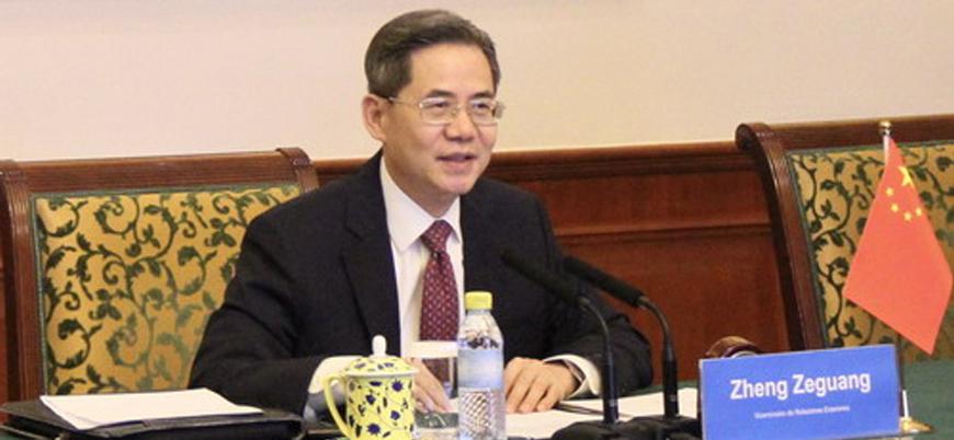 İngiltere'de Çin büyükelçisine 'Doğu Türkistan' yaptırımı