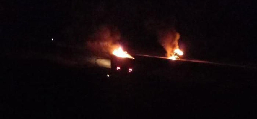 """""""Irak-Suriye sınırındaki hava saldırısını İsrail düzenledi"""""""