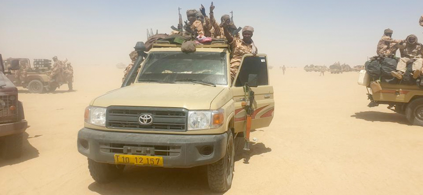 Libya: Hafter güçlerinden Çadlı silahlı gruplara 'Fransız destekli' operasyon