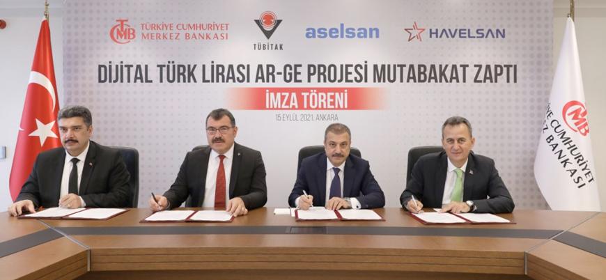Merkez Bankası'ndan 'Dijital Türk Lirası' açıklaması