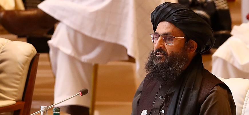 """Taliban yöneticilerinden Molla Birader Time dergisinin """"Dünyanın en etkili 100 kişisi"""" listesinde"""