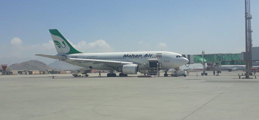 İran, Afganistan uçuşlarına yeniden başladı