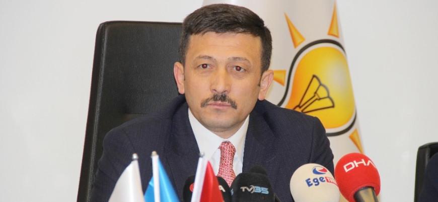 AK Partili Dağ: Cumhur İttifakı'nın oy oranı yüzde 50'yi geçiyor