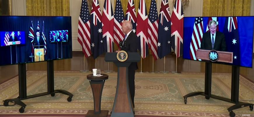 Joe Biden Avustralya Başbakanı'nın adını unuttu