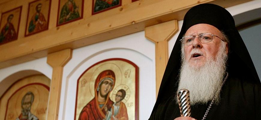 ABD'den İstanbul Ortodoks Patriği'ne resmi davet