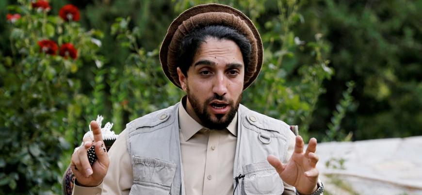 Oğul Mesud Taliban'ı devirmek için ABD'den destek arayışında