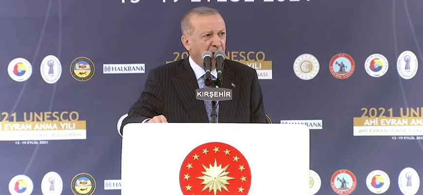 Erdoğan: En kısa sürede enflasyonu kontrol altına alıp fiyatları düşüreceğiz