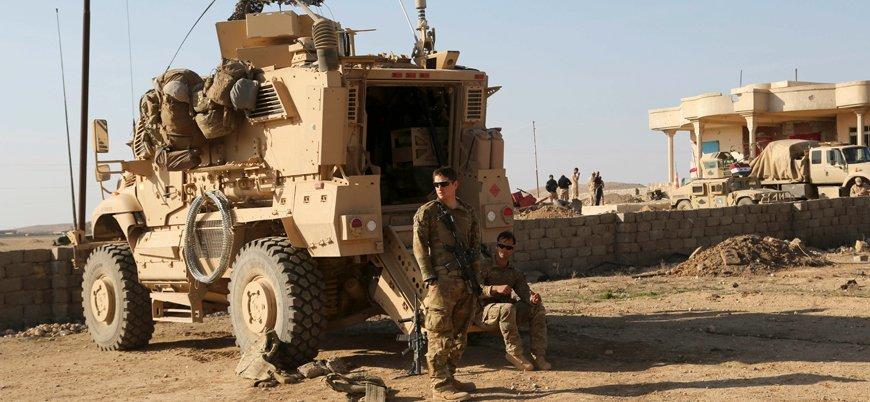 ABD'nin muharip güçleri Irak'tan çekiliyor