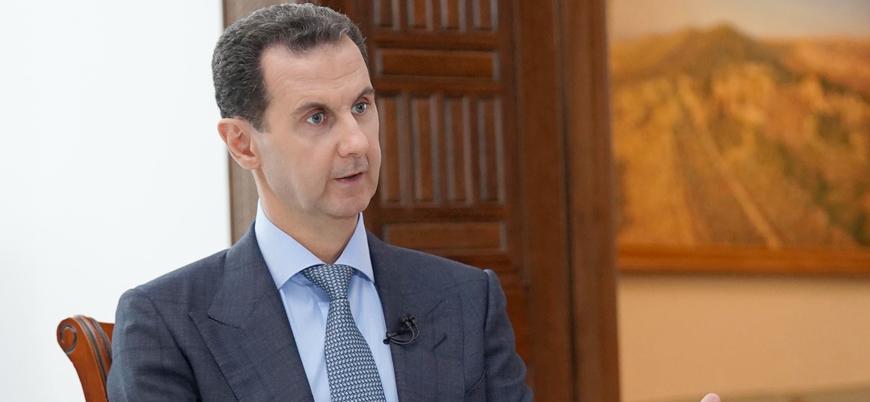 Suriye rejimi lideri Esed'in Emeviler ile ilgili sözleri tepki çekti