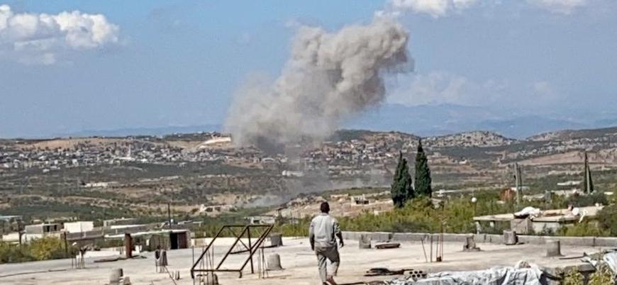 Rusya'nın İdlib bombardımanı yeni bir kara saldırısının mı habercisi?
