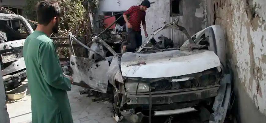 ABD ordusu ve CIA Afganistan'da 10 sivilin öldüğü saldırıyla ilgili birbirini suçluyor