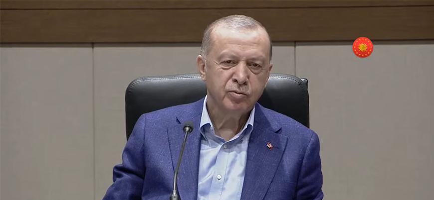 Erdoğan: ABD ile ortak çıkar ve değerlere sahibiz