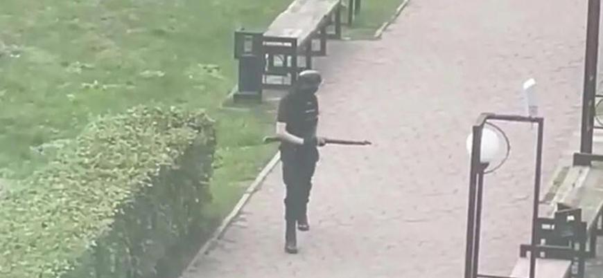 Rusya'da üniversitede silahlı saldırı: 8 ölü