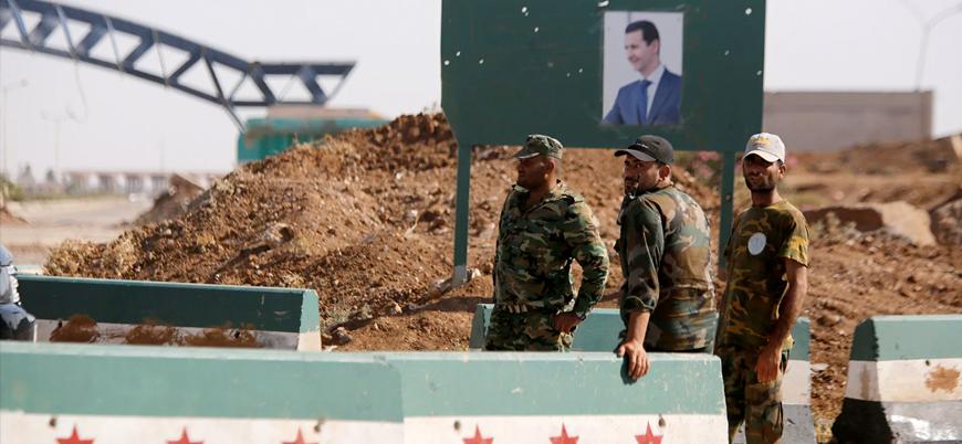 Esed rejiminin Savunma Bakanı'ndan Ürdün'e ziyaret