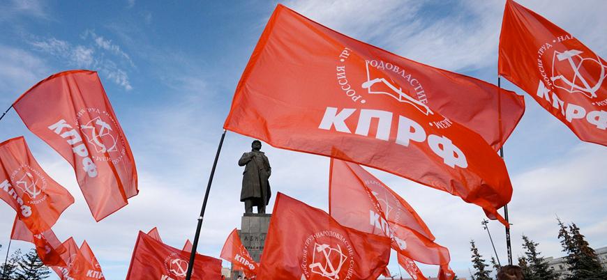 Komünist Parti: Putin Rus seçimlerinde hile yaptı