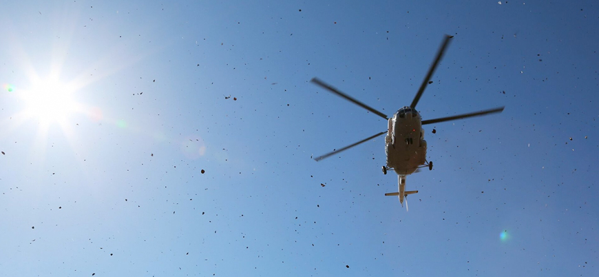 Libya: Hafter güçlerine ait helikopterler havada çarpışarak düştü
