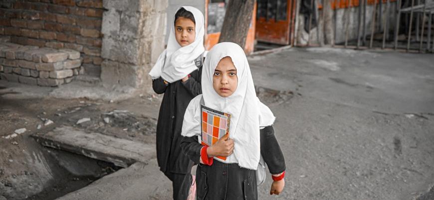 Taliban Sözcüsü: Kız çocuklarının eğitimi kesintisiz devam edecek