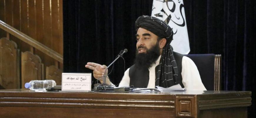 Taliban Sözcüsü Mücahid: IŞİD'in Afgan halkında bir karşılığı yok