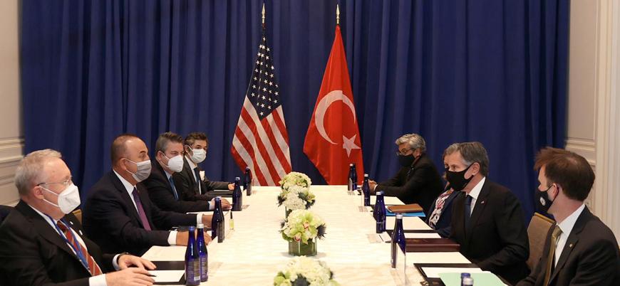 Çavuşoğlu ile Blinken görüştü: Gündem Afganistan, Suriye ve Kafkaslar