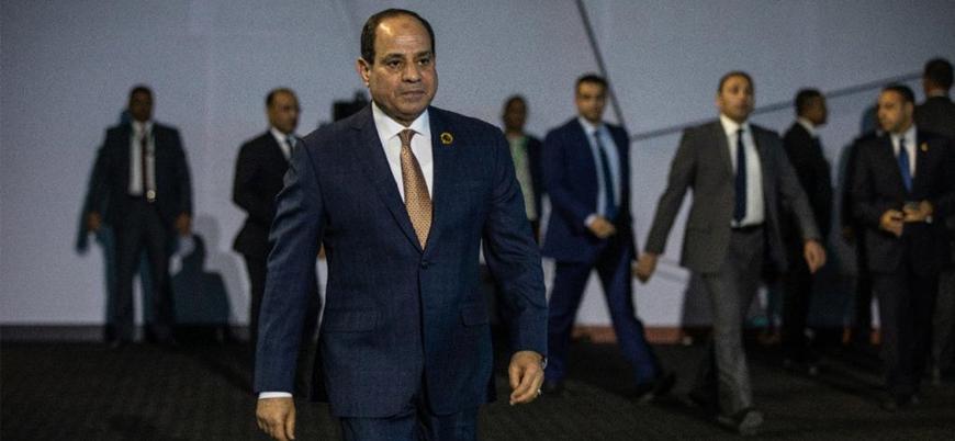 Sisi'den, Afrika'da krize yol açan 'Rönesans Barajı' hakkında açıklama