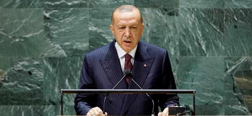 Erdoğan BM Genel Kurulu'nda konuştu: Suriye'de krizin on yıl daha sürmesine izin vermeyeceğiz