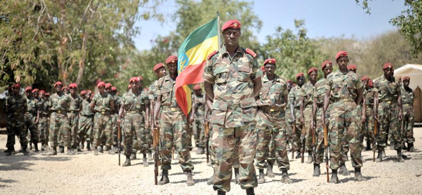 """""""Tigray krizinde ABD ile arası bozulan Etiyopya Somali'den çekilebilir"""""""