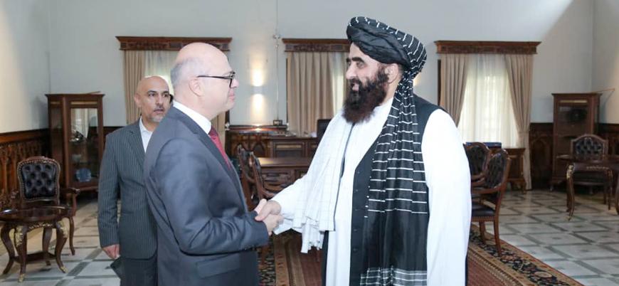 Türkiye'nin Kabil Büyükelçisi'nden 'Afganistan İslam Emirliği' ile görüşme açıklaması