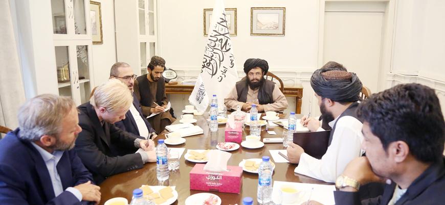 BM temsilcisi: Afganistan'daki yeni yönetimin yolsuzluk yapmayacağından eminiz
