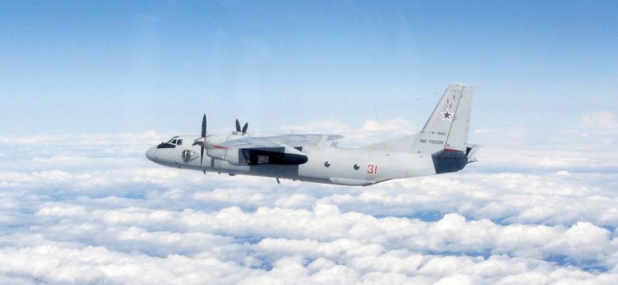 Rusya'da uçak kazaları sürüyor: Düşen An-26'da kurtulan olmadı