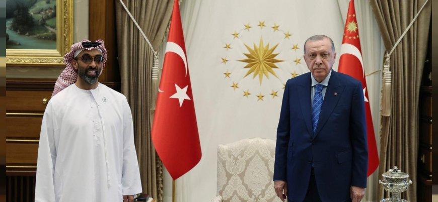 BAE Türkiye'ye milyarlarca dolar yatırım yapacak