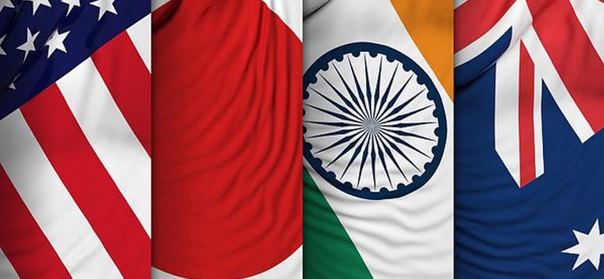 Asya'da Çin'e karşı dörtlü ittifak