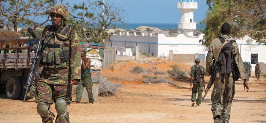 Somali'de Kenya ordusuna saldırı: 2 ölü, 6 yaralı