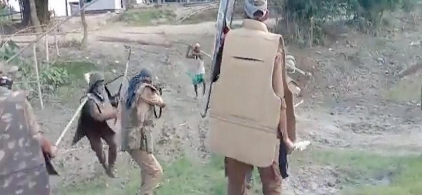 Hindistan: Ordu ve Hindu çeteler Müslümanları zorla evlerinden çıkartıyor