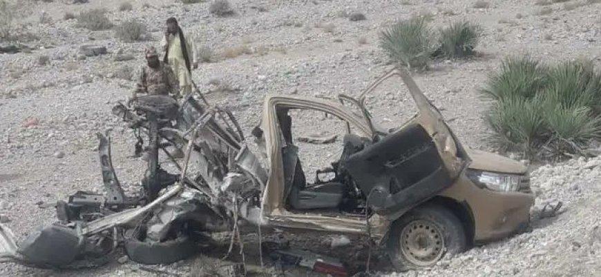 Belucistan'da Pakistan askerlerine bombalı saldırı