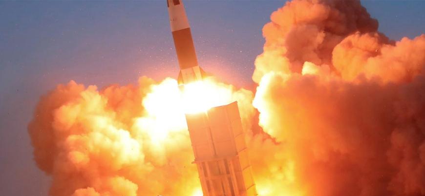 Kuzey Kore hipersonik füze denedi