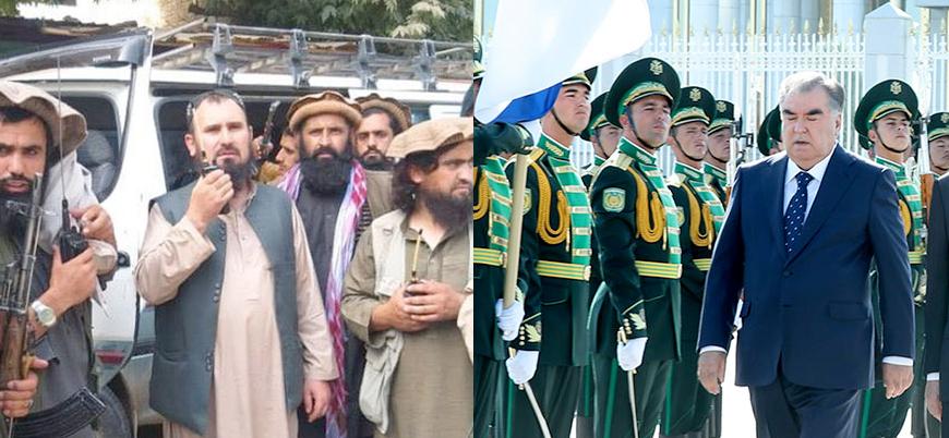 Afganistan: Taliban muhalifleri Tacikistan'ı üs olarak kullanıyor
