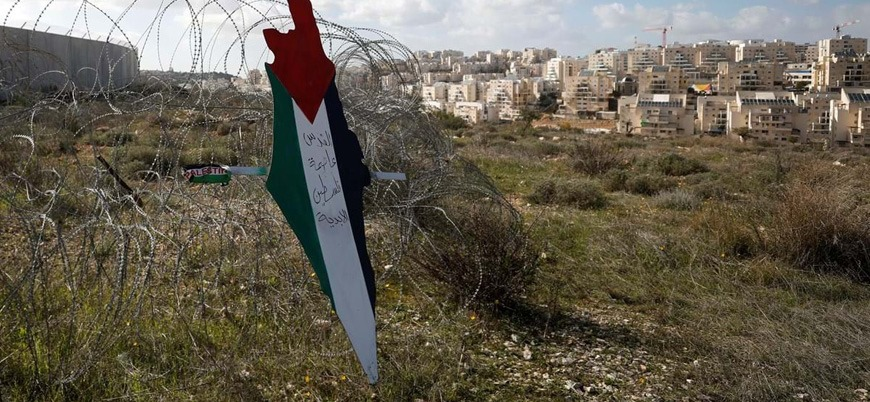 Hamas ve Filistin yönetiminden İsrail'in projesine kınama: Batı Şeria'yı ilhaka çalışıyorlar