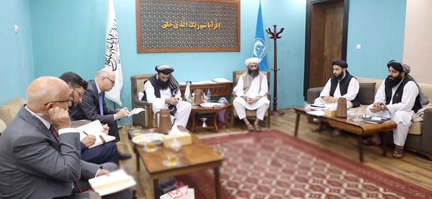 Türkiye'nin 'Afganistan İslam Emirliği' ile temasları hız kazanıyor