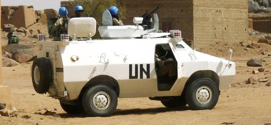 Mali'de BM askeri güçlerine saldırı: 1 ölü 4 yaralı